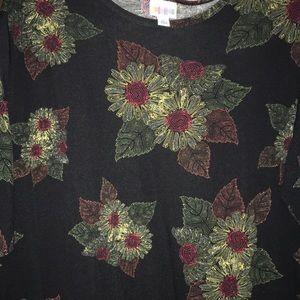 LuLaRoe Dresses - LulaRoe Sunflower 🌻 Dress